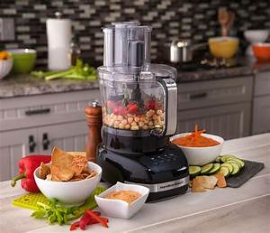 Hamilton Beach 12-Cup Food Processor, with Additional 4 ...