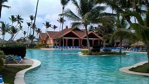 VIK Arena Blanca Hotel Punta Cana Garden Pool - YouTube