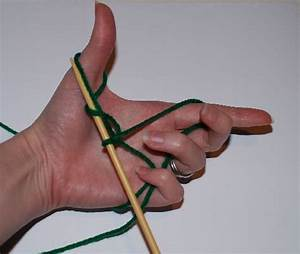 How To Do The German Twisted Cast On
