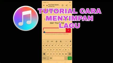 Home kumpulan trik cara menyimpan lagu dari youtube ke musik. TUTORIAL CARA MENYIMPAN LAGU KE MUSIK - YouTube