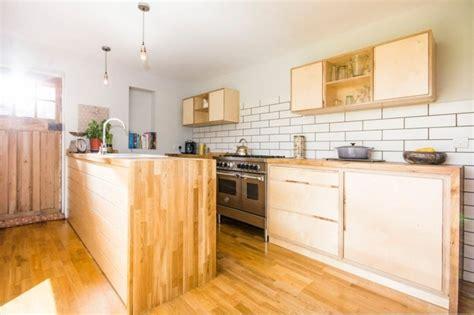 plywood kitchen design minimalistische k 252 cheneinrichtungen aus sperrholz 1562