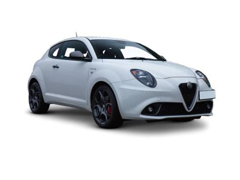 alfa romeo mito hatchback  tb twinair super dr leasing