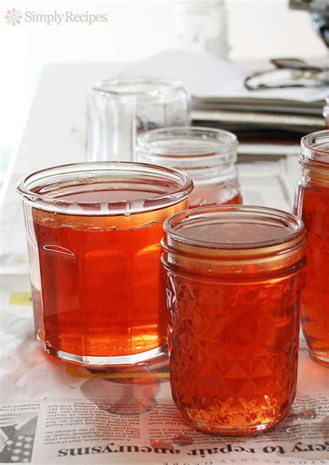 cuisine easy quince jelly recipe simplyrecipes com