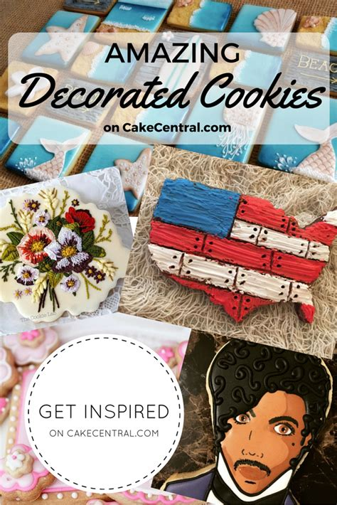 Best Cookie Decorating Blogs by Top Decorated Cookies Cakecentral