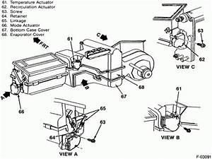 2001 Chevy Silverado Heater Diagram