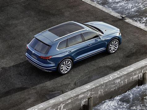 2018 Volkswagen T Prime Gte Concept Top Wallpaper 16