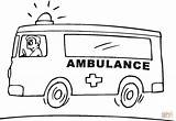 Coloring Ambulance Pages Emergency Vehicle Coloriage Vehicles Sheets Pompier Printable Truck Super Transport Colouring Drawing Supercoloring Clipart Preschool Paper Danieguto sketch template