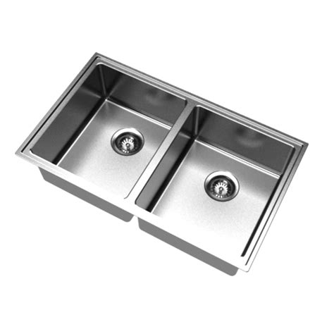 kitchen sink bunnings clark 770mm pete bowl undermount sink 0th 2597
