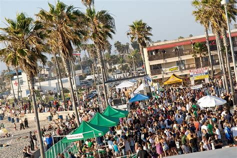 The relatively new festival hosts three stages with artists showcasing the diversity of electronic music at san diego's waterfront. Culture Lust Weekend: Ocean Beach Music Fest, SD Music Awards, And Toy Pianos   KPBS