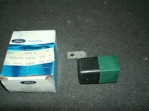 Nos Ford Mustang Svo Fuel Pump Relay