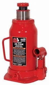 Torin T92003 20 Ton Hydraulic Bottle Jack  U00ab Automotive
