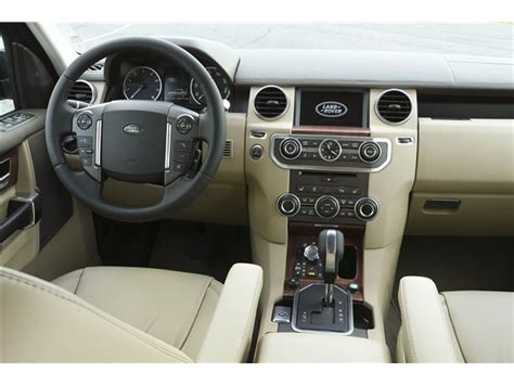 land rover lr4 interior 2013 land rover lr4 prices reviews and pictures u s
