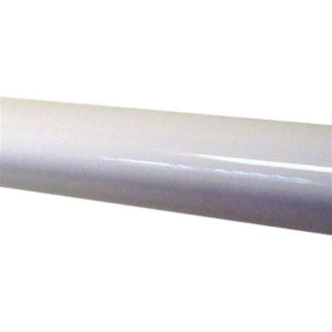 courante alu courante ovale alu blanc 2m m1 leroy merlin