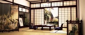Japanese Traditional Interior Design - Interiors-Design.info
