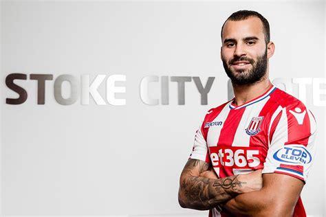 Jese Rodriguez Seals Move To Stoke City