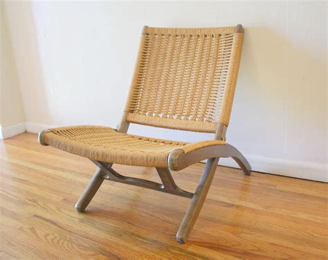 mid century modern hans wegner style lounge chair picked