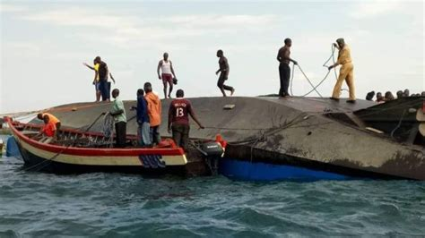 Ferry Boat Accident In Tanzania by Lake Victoria Tanzania Ferry Disaster Divers Hunt For