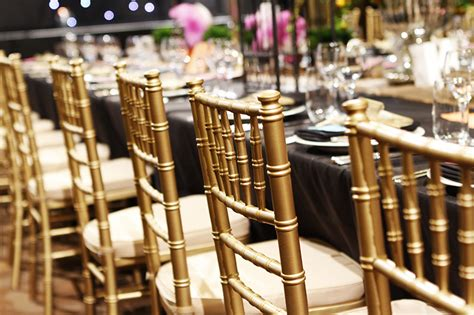 Tiffany Chairs  Ee  Hire Ee   Silver Gold And Black Available