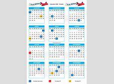 Feriados 2018 – Bora agendar essas férias direito? E aí