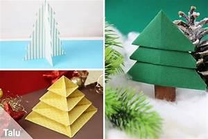 Tannenbaum Selber Basteln : tannenbaum basteln aus papier anleitung und ideen ~ Yasmunasinghe.com Haus und Dekorationen