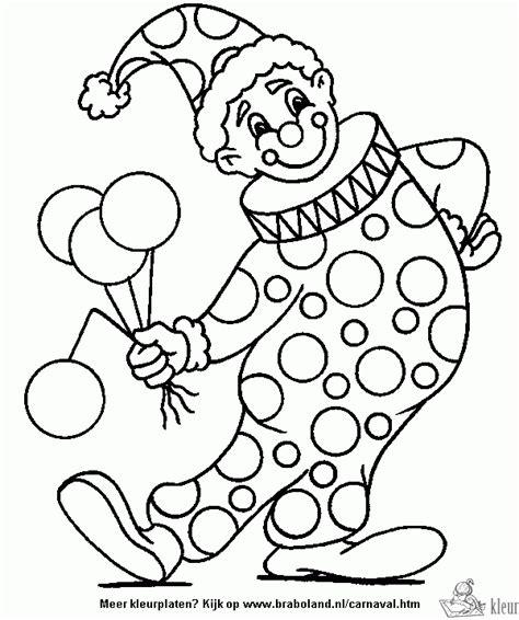 Circus Vlag Kleurplaat by Kleurplaten Circus Kleurplaten Kleurplaat Nl