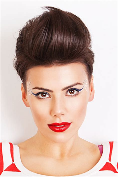 Retro Womens Hairstyles by On Trend Vintage Hairstyles 2015 Hairstyles 2017