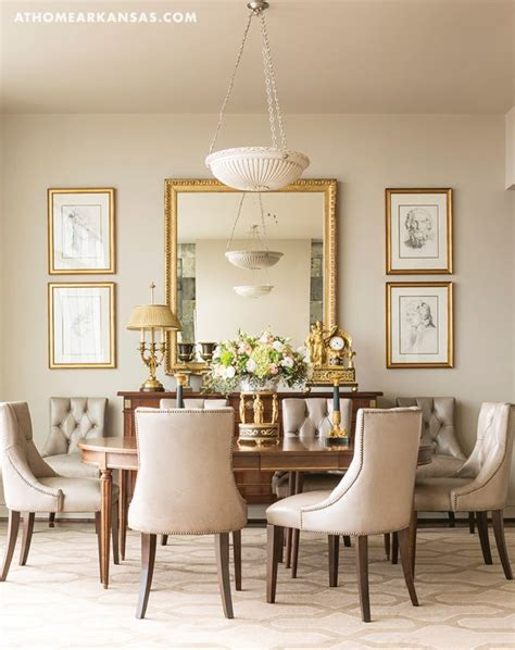 high rise high style dining rooms dining room wall