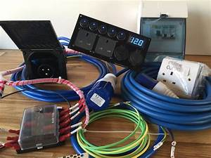 Prewired Campervan  T4  T5  T6 Motorhome Electrical