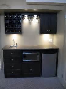 Basement Bar Sink by Bar My Someday Ideas