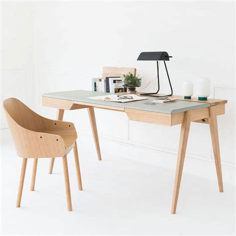 bureau en top 10 des bureaux en bois pour une déco indémodable