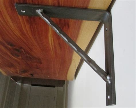 Handmade Heavy Duty Metal Bracket Corbel For Book Shelf