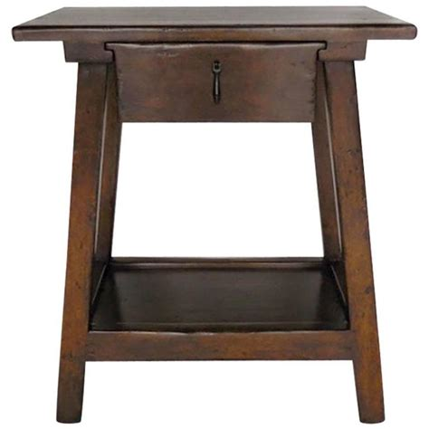 nightstand for sale dos gallos custom wood nightstand side table with drawer