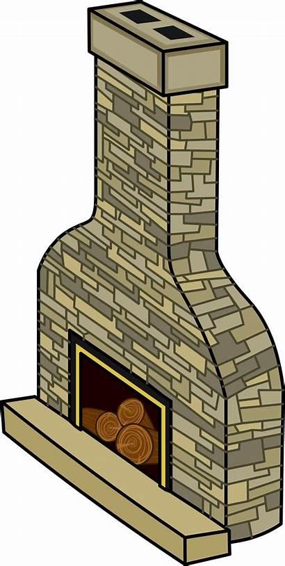 Fireplace Cozy Clipart Transparent Sprite Webstockreview Penguin