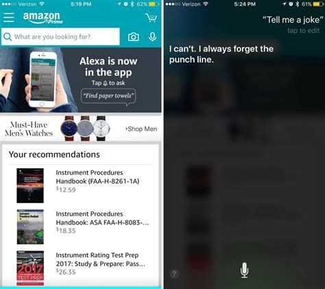 alexa lights up but doesn t respond alexa vs siri can amazon 39 s assistant beat siri on the
