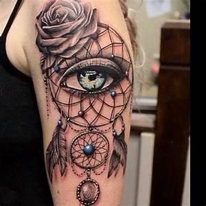 Tatouage Attrape Reve Signification : tatouage attrape r ve 100 designs myst rieux et leurs significations tatouage pinterest ~ Melissatoandfro.com Idées de Décoration