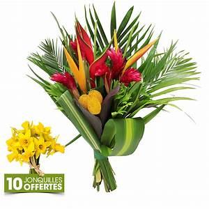 Bouquet De Fleurs Interflora : bouquet de fleurs exotiques mamie douceur fleurs f te des grands m res interflora ~ Melissatoandfro.com Idées de Décoration