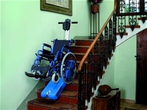 monte escalier mobile pour fauteuil roulant t09 roby by vimec