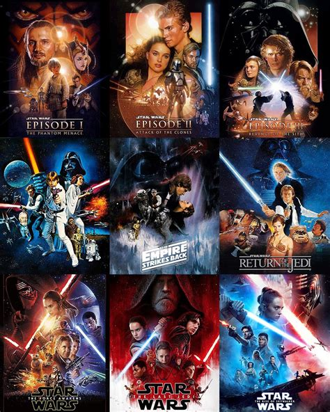 Star Wars Films Ranked. As the Skywalker trilogy comes to ...