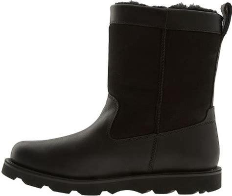 ugg wrangel boot men  black  men black black lyst
