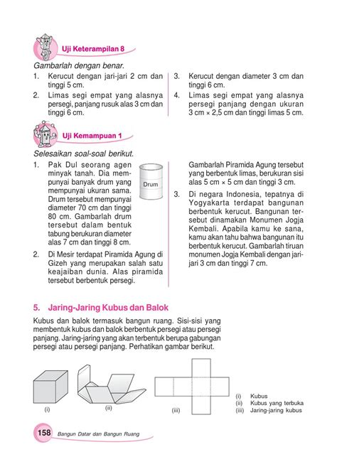 Gabungan volume kubus limas volume gabungan limas dan kubus bangun ruang : Cara Mengerjakan Volume Gabungan Kubus Dan Balok - IlmuSosial.id