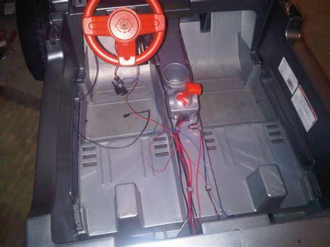 Esc Jeep Hurricane Modifiedpowerwheels
