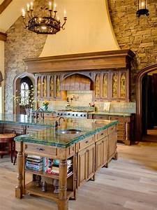 Old world design ideas interior design styles and color for Kitchen colors with white cabinets with tuscan wrought iron wall art