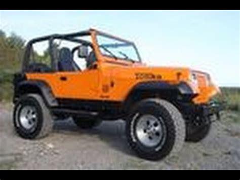 jeep tonka wrangler jeep yj 1994 tonka edition youtube
