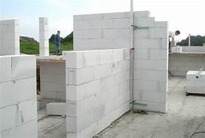 prix du beton cellulaire au m2 With pose beton cellulaire exterieur