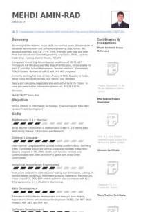 data qa analyst resume software developer resume sles visualcv resume sles database