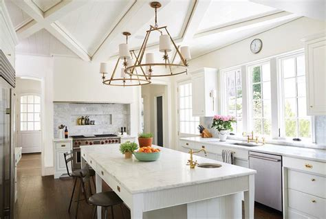 Etoile Round Chandelier   Transitional   Kitchen