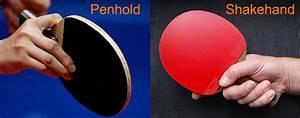 Penhold vs. Shakehand: Full Explanation for Two Table ...