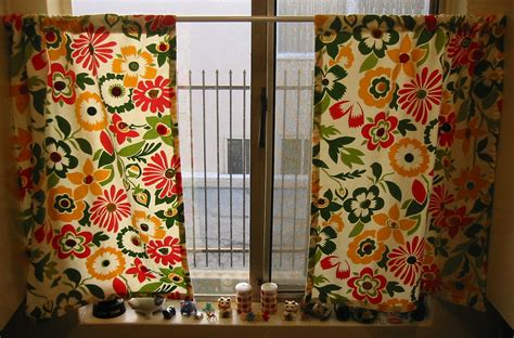vintage button kitchen curtains allfreesewingcom