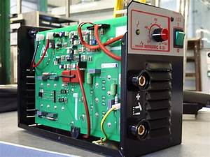 Inverter Welder Schematic Diagram