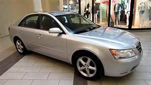 2006 Hyundai Sonata - Exterior And Interior Walkaround - Place Vertu Montreal